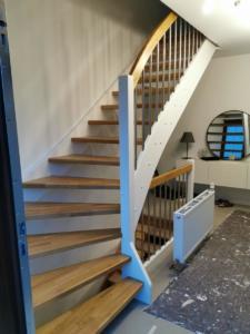 Treppe Haus 2