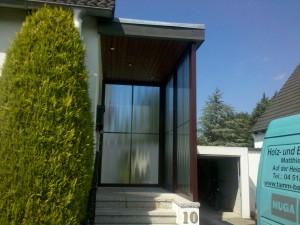 Tamm Bauelemente eingang-treppenhaus